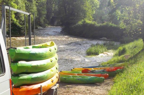 Quelques Liens Utiles # Canoe St Leonard Des Bois